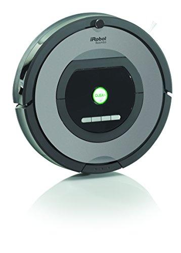 iRobot-Roomba-772-Staubsaug-Roboter-Dirt-Detect-Serie-2-1-Virtuelle-Wand-silberschwarz