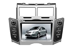 See AupTech 2005-2011 Toyota Yaris DVD Player Android System GPS Navigation Radio Stereo Video 2-Din HD Screen With Bluetooth,Wifi,3G,Build in Analog TV and Steering Wheel Control Details