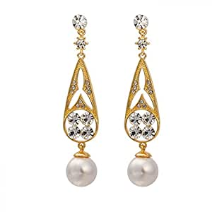 Sea love fashion jewelry hot sale pearl for Best selling jewelry on amazon
