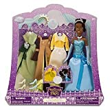 Disney The Princess and the Frog Deluxe Tiana Doll Wardrobe Play Set 11''