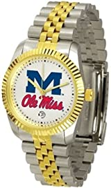 Ole Miss Rebels Mens Executive Watch
