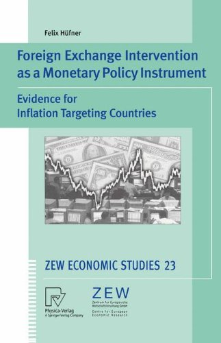 Foreign Exchange Intervention as a Monetary Policy Instrument: Evidence for Inflation Targeting Countries