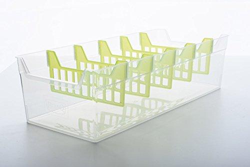 BranQ-Kchenorganizer-Aufbewahrung-Gewrz-Box-Kiste-Kchen-Organizer-Gewrzbehlter-Transparent