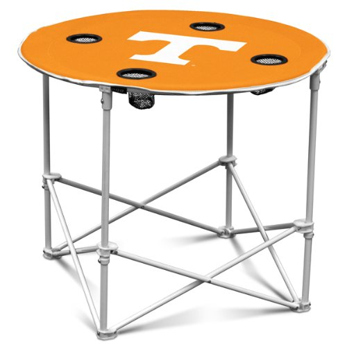 NCAA Tennessee Volunteers Round Tailgating Table at Amazon.com