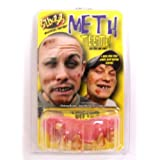 Brand New Fake Joke Novelty Meth Head Rotting And Missing Teeth