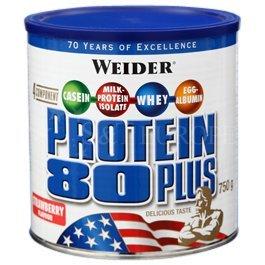 Weider - Protein 80 Plus, 750g Dose (Schoko)