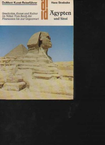Strelocke Ägypten und Sinai. Kunst - Reiseführer.