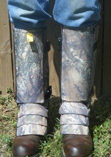"""Snake Guardz"" Snake Protection Leggings"
