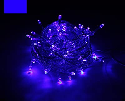 Alkbo® 30M 99FT 300 LED Lights Decorative Christmas Party Festival Twinkle String Home Tree (Blue)