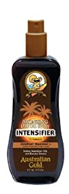 Australian Gold Dry Oil Intensifier with Bronzer 8 Ounce