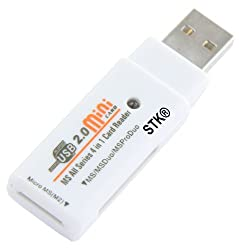 SterlingTek's Premium USB Memory Stick Card Reader/Writer -SterlingTek TM from SterlingTek TM