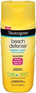 Neutrogena Beach Defense SPF30 Lotion, 6.7 oz