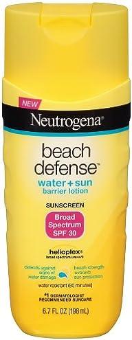 Neutrogena Beach Defense SPF30 Lotion, 6.7 oz