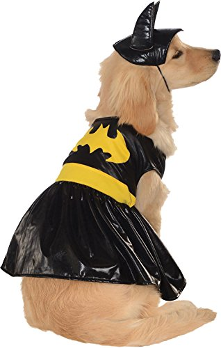 costume accessories - Cat & Dog Costume Batgirl Xl