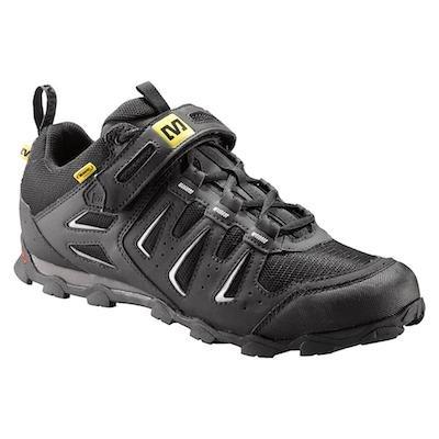 Mavic Alpine Gentlemen grey/black (Size: 45 1/3) Mountain Bike Shoes