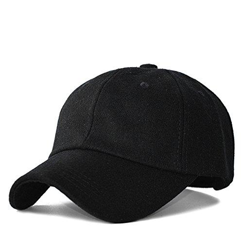Cappelli per gli uomini/Berretti da baseball lana/Cappello caldo allaperto/Cap-D
