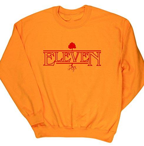 hippowarehouse-eleven-unisex-jumper-sweatshirt-pullover