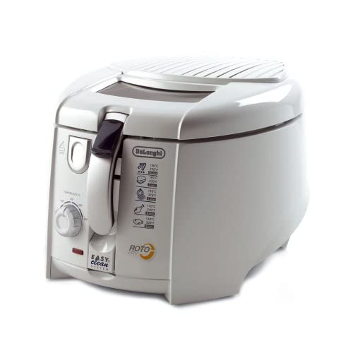 DeLonghi F 28311 Rotofritteuse mit Easy Clean System, 1800 Watt