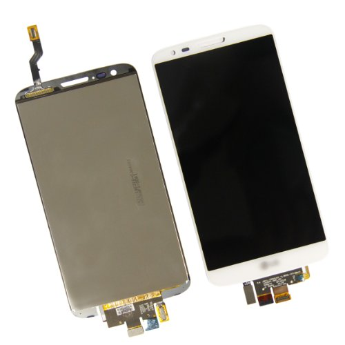 Lcd Display + Touch Screen Digitizer Assembly For Lg Optimus G2 D802 D805 White