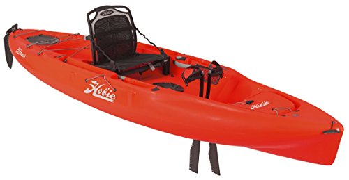 2018 Hobie Mirage Outback – Red Hibiscus