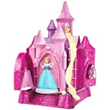 Delightful Play-Doh Disney Princess Prettiest Castle - Cleva Edition H8' Bundle