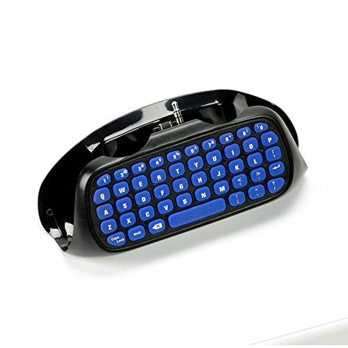 Surge-Quick-Type-Text-Pad-PS4-Keyboard-Chat-pad-Keypad-PlayStation-4