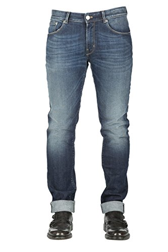 PT05 Pantaloni Jeans Uomo Superslim Swing Autunno Inverno Art 26W4-KU07 MD29 A16