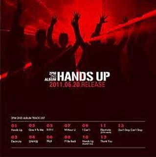 2pm/ Hands up-Vol.2[普通版],韓国輸入盤