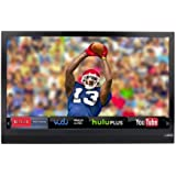 VIZIO E-Series E241i-A1 24-Inch 1080p 60Hz LED Smart HDTV (tilted base)