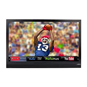 VIZIO E-Series E241i-A1 24-Inch 1080p 60Hz LED Smart HDTV (tilted base)