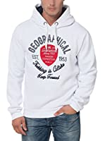 Geographical Norway Sudadera con Capucha Garlon (Blanco)