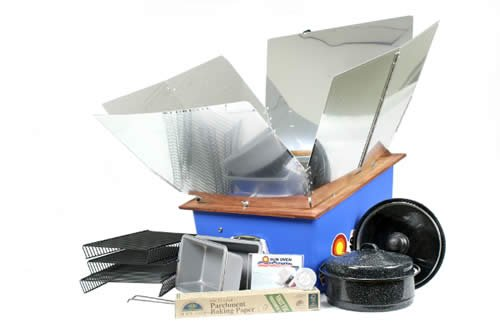Learn More About All American Sun Oven w/Dehydrating and Accesories Package