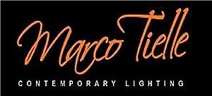 Marco Tielle Polished Chrome Triple Twist IP44 Contemporary Bathroom Lights Living Room Ceiling Light