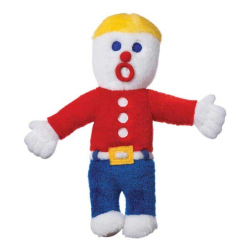Multipet Mr. Bill Plush Toy, Model 16715 (Pawtastic Pet Supplies compare prices)