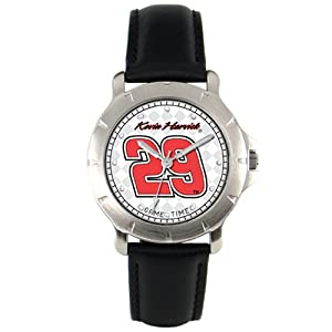 NASCAR Mens NP-HAR Kevin Harvick Player Series Watch by Game Time