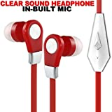 BRAND NEW MEGA BASS IN EAR EARBUD HEADPHONE EARPHONES HEADSET HANDSFREE FOR MOTOROLA EX300 FIRE XT XT311 GLEAM