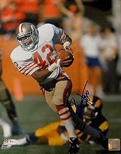 Autographed Lott Photo - 11x14 49er OA 8272439 - Autographed NFL Photos by Sports Memorabilia