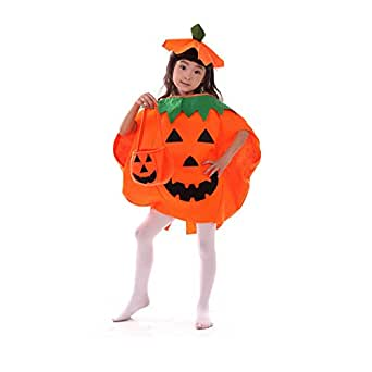 Bebone Baby Adults Hallowmas Pumpkin Costume with Hat