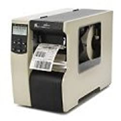 Zebra 113-801-00000 110xi4 Tabletop Label Printer, 300 DPI, Serial/Parallel/USB, Monochrome, 15.5