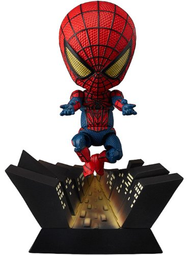 Good Smile The Amazing Spider-Man: Spider-Man Hero's Edition Nendoroid Action Figure
