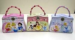 Disney Princess Classic Purse w/ Beaded Handle (1 Tin)