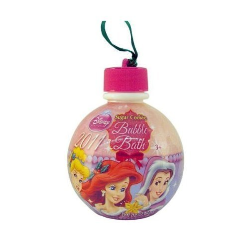Disney Princes Bubble Bath Ornaments - Sugar Cookie - 1