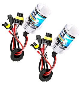 "Clear View HID Xenon Replacement Bulbs ""All Sizes and Colors"" - 5202 - 10000K"