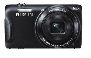 Fujifilm FinePix T500 16MP Digital Camera  (Black)