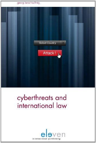 Cyberthreats and International Law