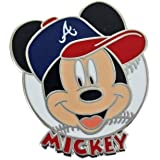 MLB Disney Mickey Mouse Team Pin