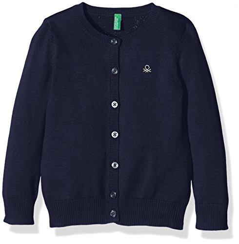 united-colors-of-benetton-madchen-pullover-12drc5085-blau-navy-7-8-jahre-herstellergrosse-m