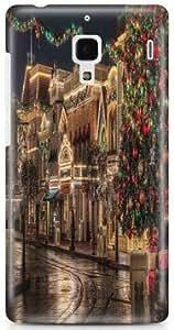 KSC Desginer Hard Back Case Cover For Xiaomi Redmi 1S