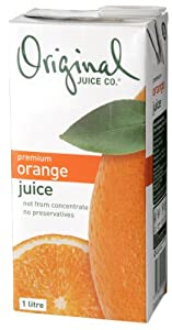 ハインツ オリジナル オレンジジュース 1000ml×12本