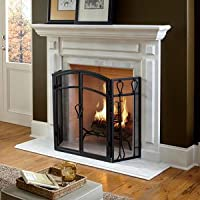 Avery 72 Inch Wood Fireplace Mantel Surr...